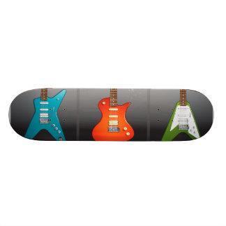 Electric Guitar Lovers Dream Skate Decks
