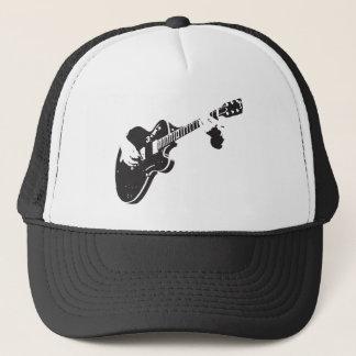 Electric Guitar Trucker Hat