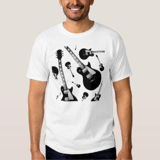 Electric Guitar Tshirts