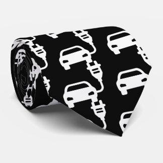 Electric Jeeps Symbol Tie