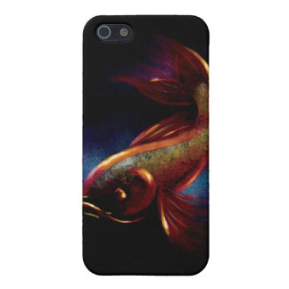 Electric Koi Iphone Case iPhone 5/5S Cases