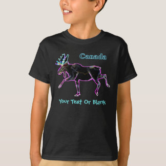 Electric Moose - Canada T-Shirt