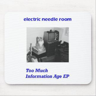 Electric Needle Room mousepad
