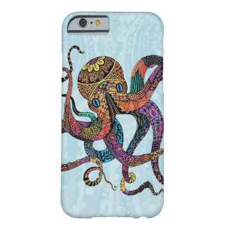 Electric Octopus iPhone 6 case