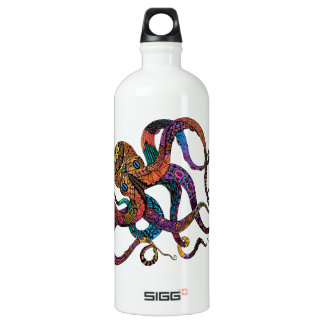 Electric Octopus Liberty Bottle