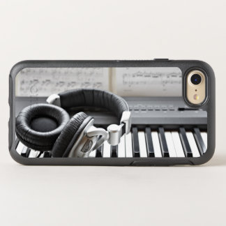 Electric Piano Keyboard OtterBox Symmetry iPhone 8/7 Case