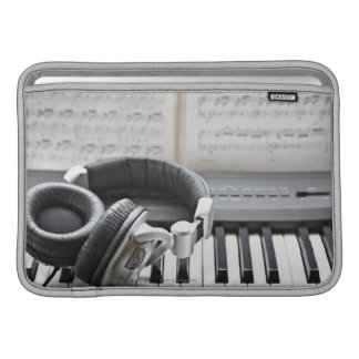 Electric Piano Keyboard Sleeve For MacBook Air