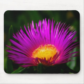 Electric Pink Mouse Pad