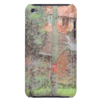 Electric pole iPod touch case
