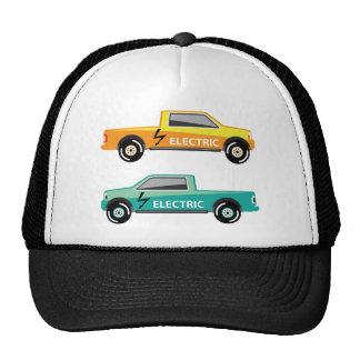 Electric power pickup cap