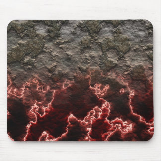 electric rock mouse pad