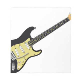 Electric Rock Notepad