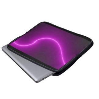 Electric Shock Fractal Laptop Bag