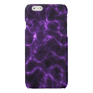 Electric Shock in Purple iPhone 6 Plus Case
