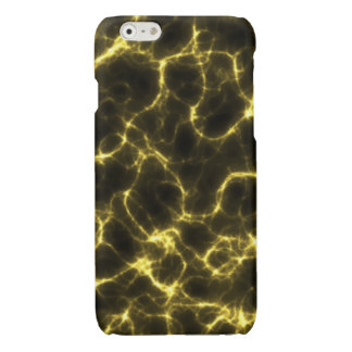 Electric Shock in Yellow iPhone 6 Plus Case