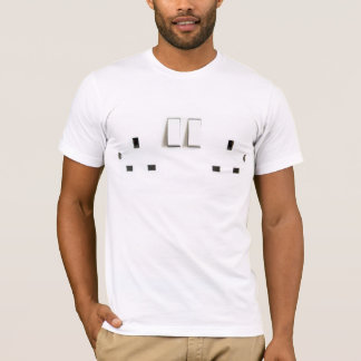 Electric socket from the UK T-Shirt