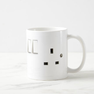 Electric socket mug
