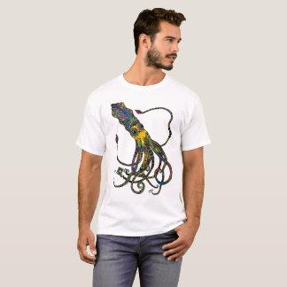 Electric Squid - Men's T-Shirt