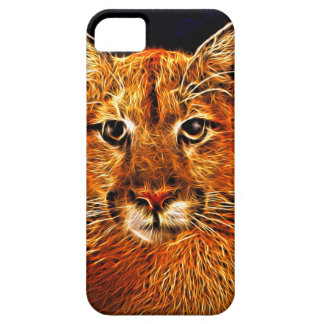 Electric Tiger iPhone 5/5S Covers