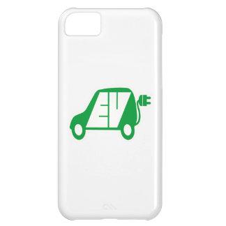 Electric Vehicle Green EV Icon Logo - iPhone 5C Case