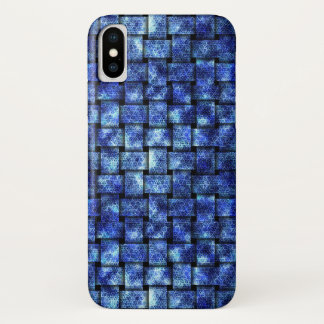 Electric Weave - iPhone X Case