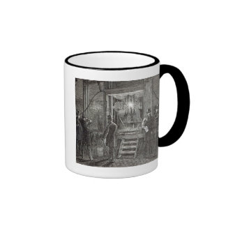 Electrical apparatus for the Clock Tower Coffee Mugs