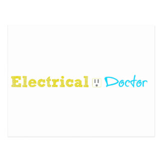 Electrical Doctor Apparels Post Card