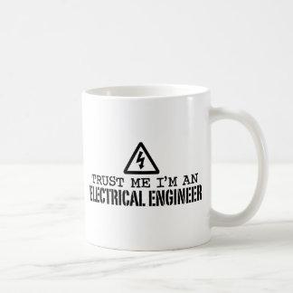 Electrical Engineer Basic White Mug