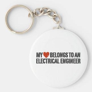 Electrical Engineer Key Ring