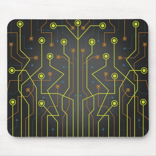 Electrical Mousepad