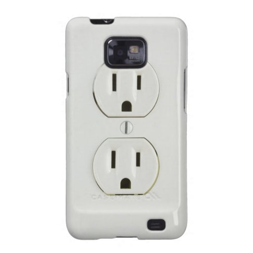 Electrical Outlet Samsung Galaxy S Case