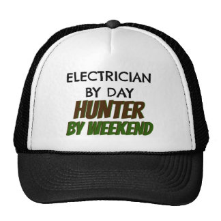 Electrician by Day Hunter by Weekend Cap