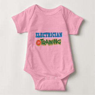Electrician In Training (Future) Baby Bodysuit