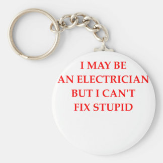 ELECTRICIAN KEY RING