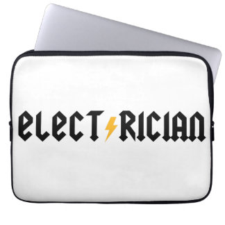 Electrician Computer Sleeve