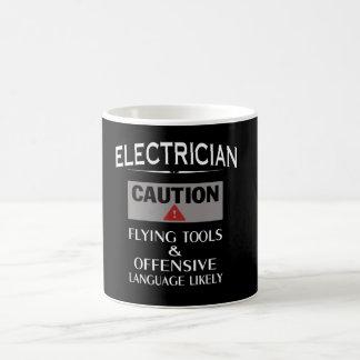 ELECTRICIAN Safety Coffee Mug