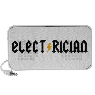 Electrician Portable Speakers