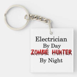Electrician Zombie Hunter Acrylic Keychains
