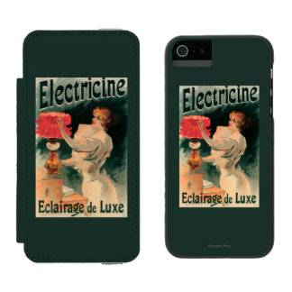Electricine Promotional PosterFrance Incipio Watson™ iPhone 5 Wallet Case