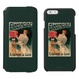 Electricine Promotional PosterFrance Incipio Watson™ iPhone 6 Wallet Case
