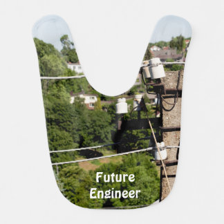 Electricity pole | baby bibs