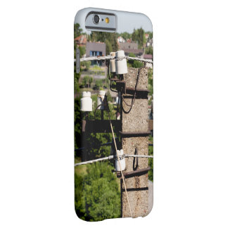 Electricity pole   barely there iPhone 6 case