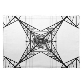Electricity Pylons Placemats