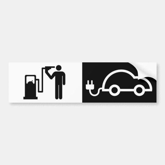 Electricity Versus Natural Gas Suicide Fuel Nozzle Bumper