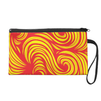 Electrifying Up Fearless Composed Wristlet Clutches