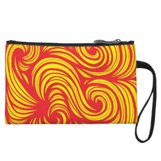 Electrifying Up Fearless Composed Wristlet Purses
