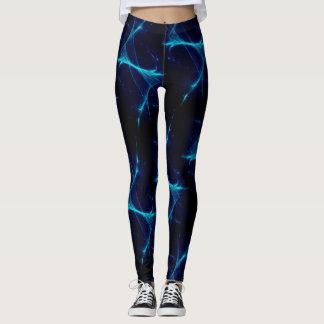 electro shock leggings