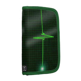 Electrocardiogram Waves Smartphone Folio Planners