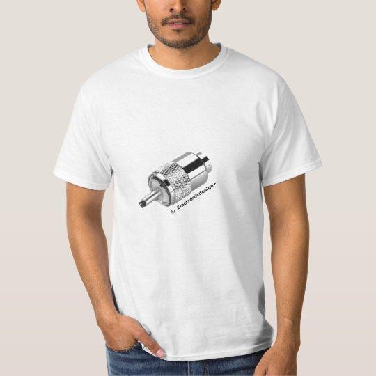 Electrodesign - Classic PL259 T-Shirt