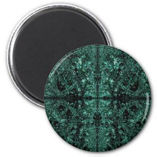 Electromagnetic Amplitude 6 Cm Round Magnet